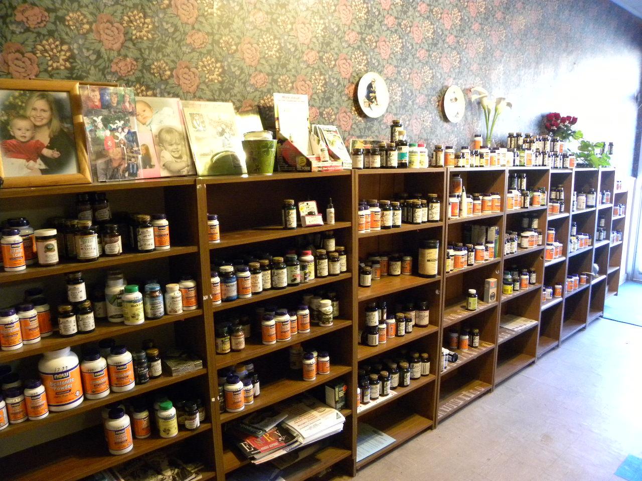 Eldorado Springs - El Dorado Health Food Store