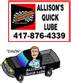 Allison's Quick Lube