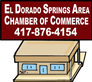 El Dorado Area Springs Chamber of Commerce